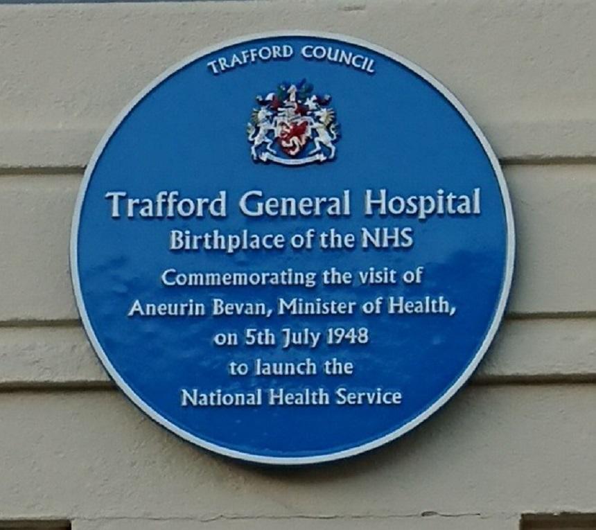 trafford general hospital blue plaque_0